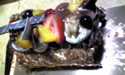 チョコモンブラン